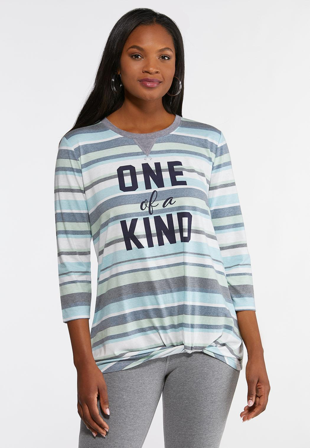 Plus One Of A Kind Top