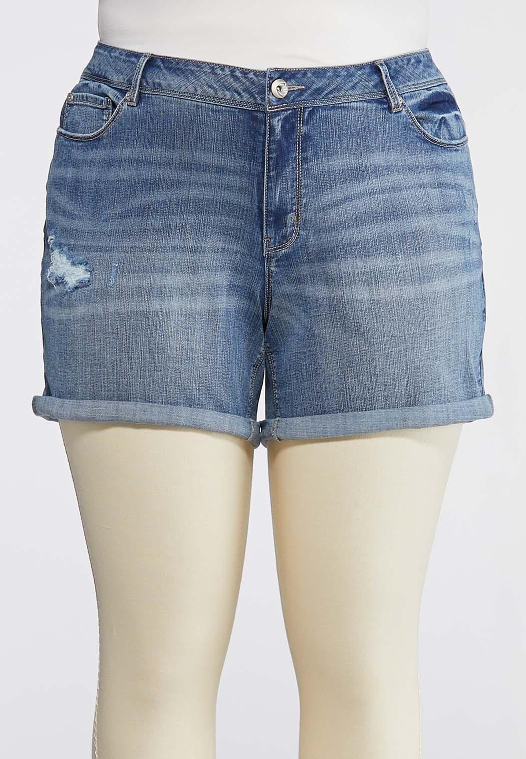 3028bf06942 Women s Plus Size Shorts