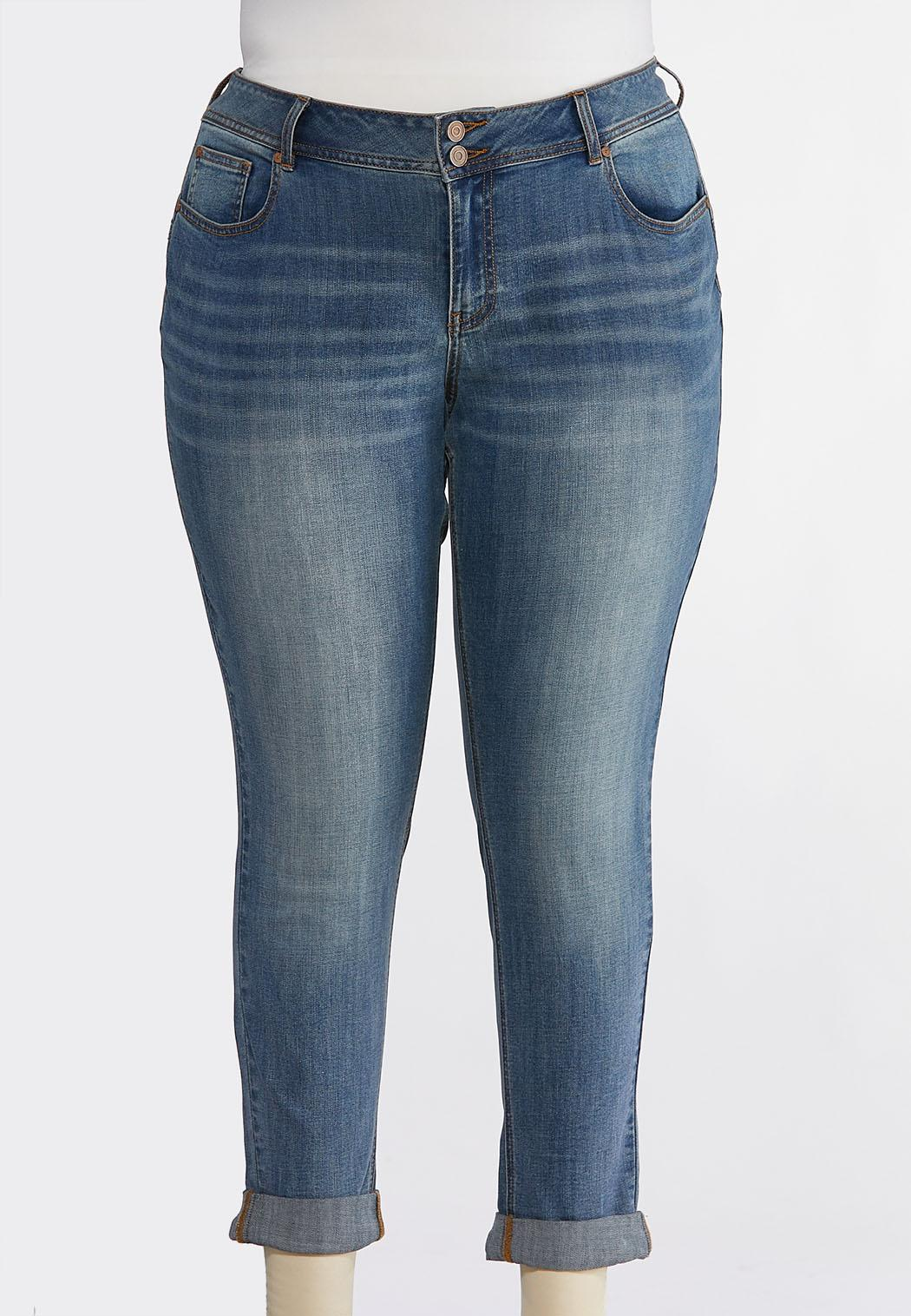 5450d4001f1 Plus Size Skinny Ankle Jeans Ankle Pants Cato Fashions