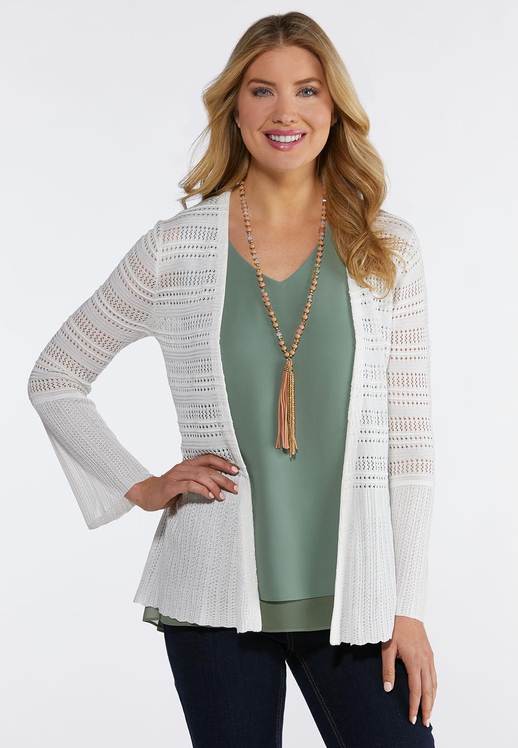775f43e6785 Plus Size Women s Sweaters   Cardigans