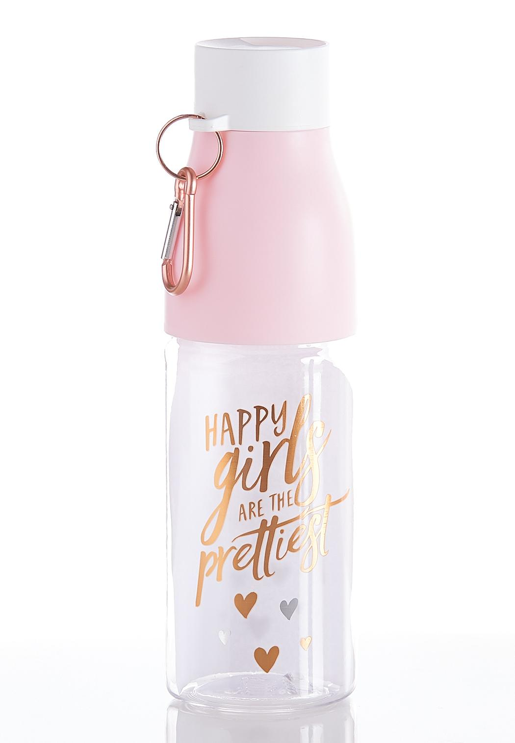 Happy Girls Water Bottle