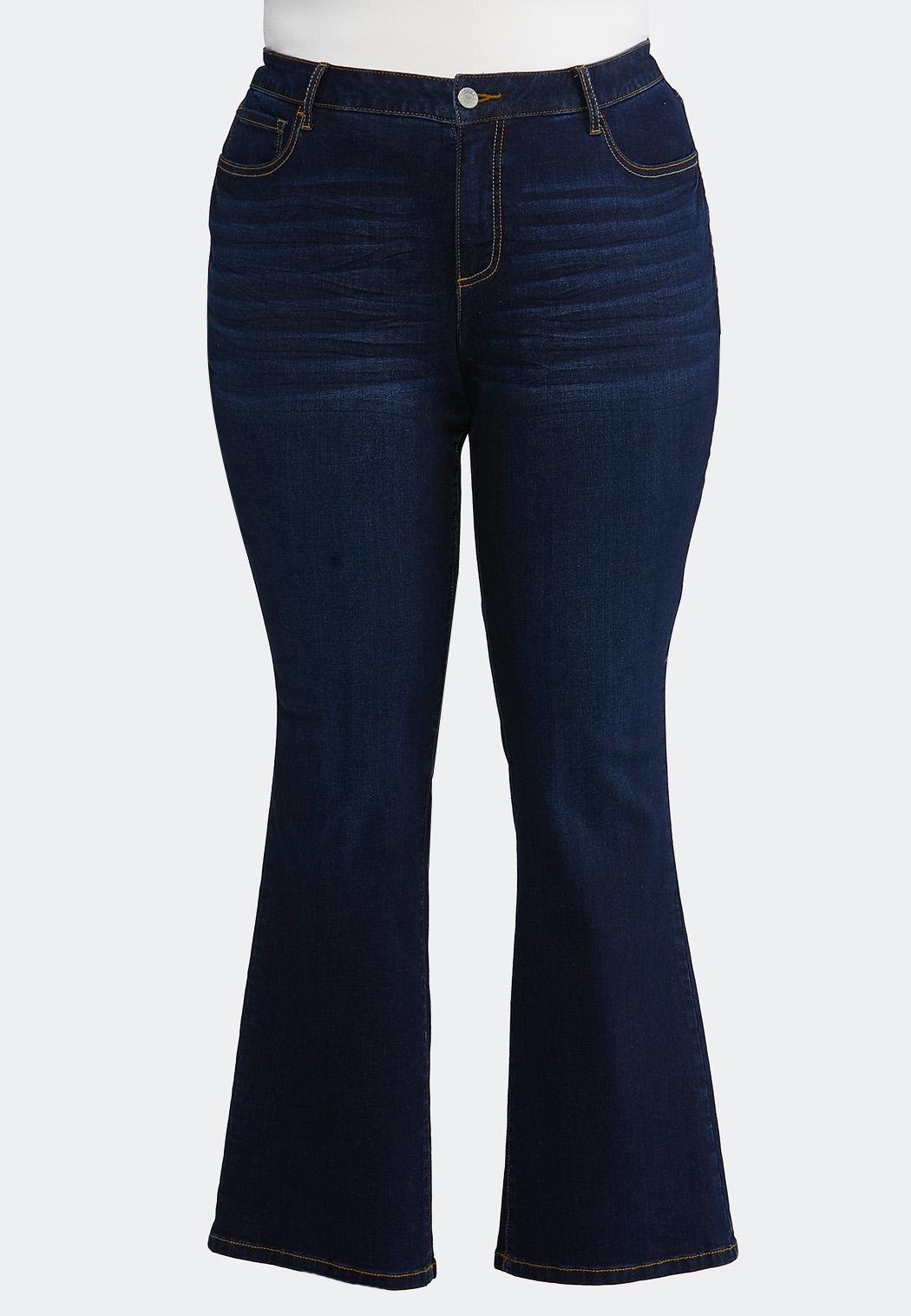 643fe0d710b Plus Size Dark Bootcut Jeans Bootcut Cato Fashions