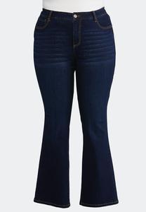964b29bbd51 Plus Size Women s Bootcut Jeans