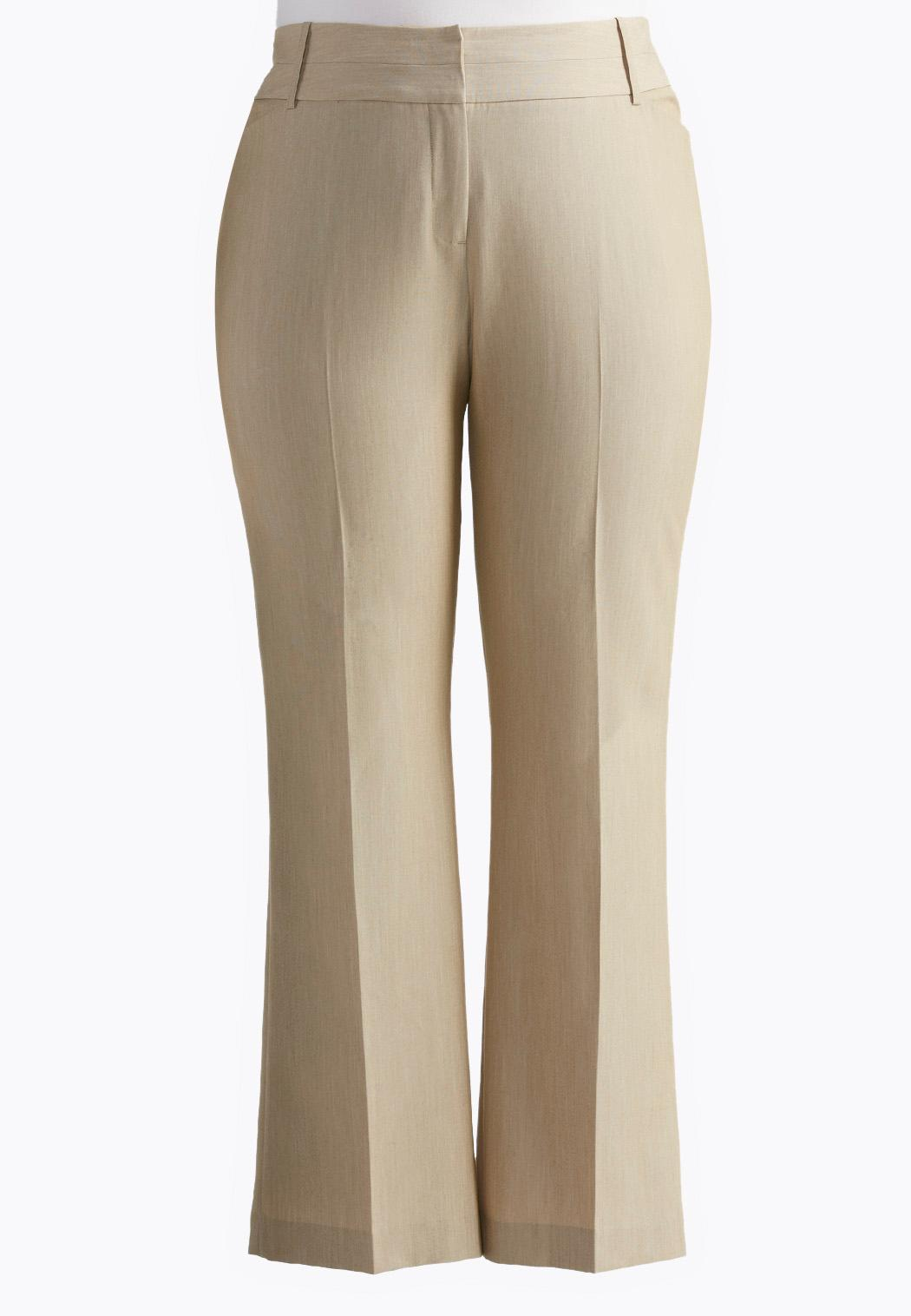 8e3c5206e19 Plus Extended Shape Enhancing Essential Trousers Wide Leg Cato Fashions