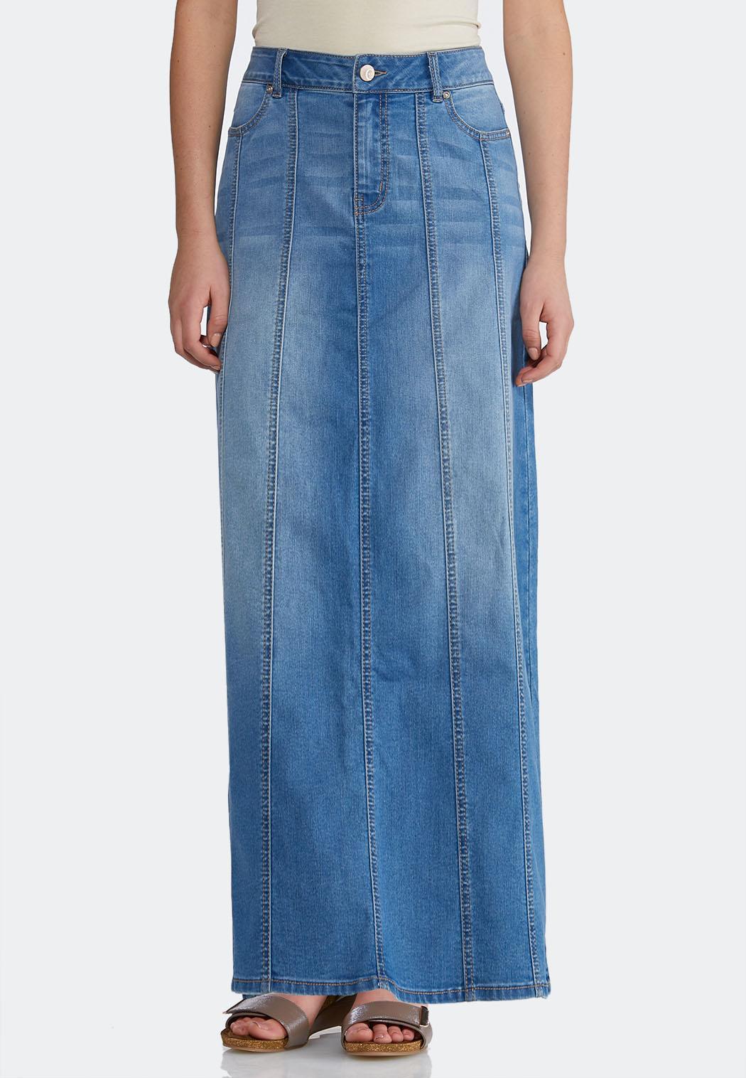 0c7e8860688 Plus Size Multi Panel Maxi Skirt Skirts Cato Fashions