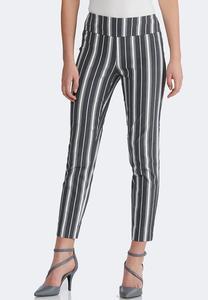 Stripe Bengaline Pants