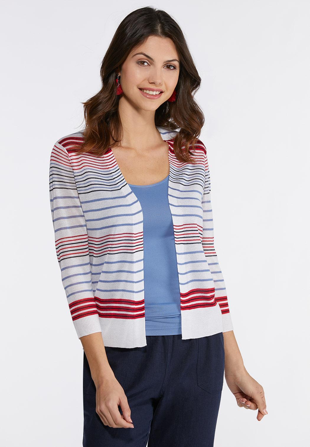 Americana Cardigan Sweater