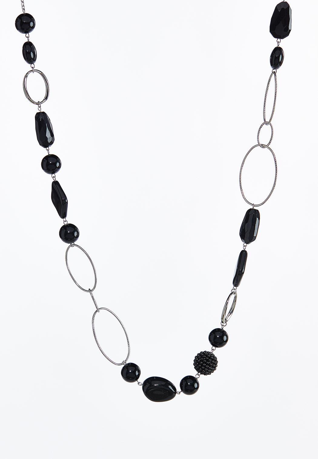 Color Chain Link Necklace