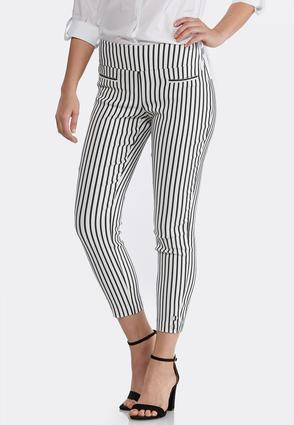 Stripe Bengaline Pants