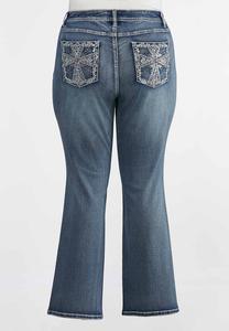 61e8fbb94f2 Plus Size Women s Bootcut Jeans