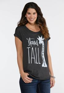 Stand Tall Tee