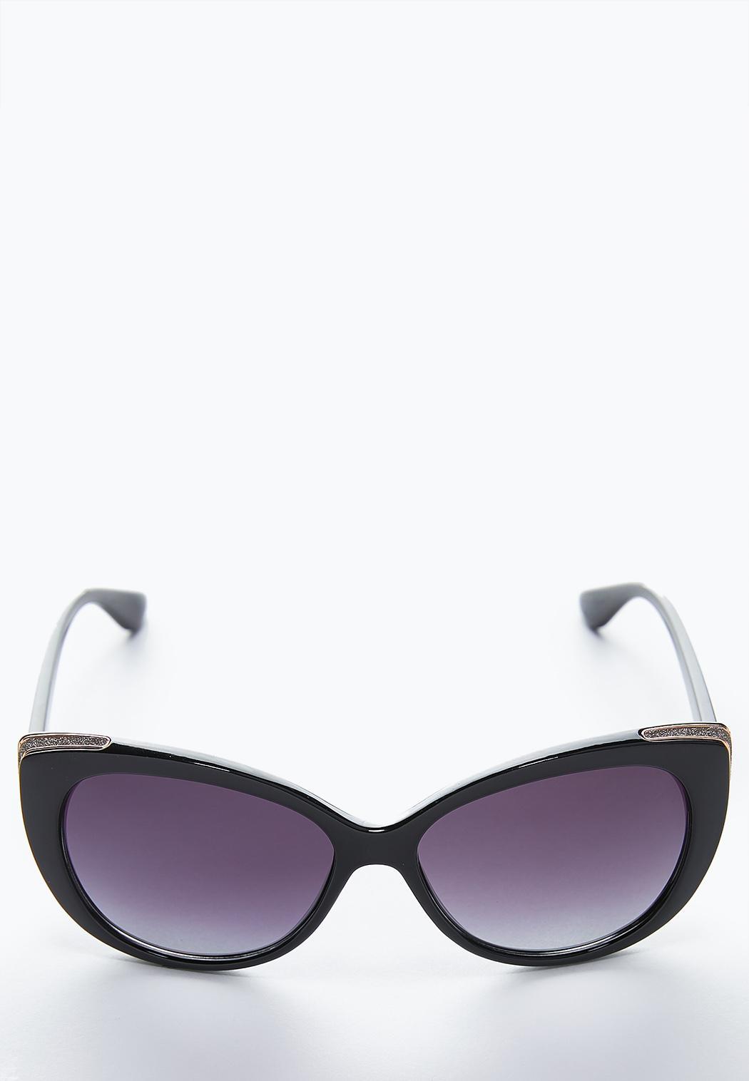 Shimmer Rim Fashion Sunglasses