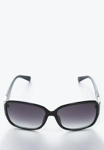 Bedazzled Side Square Sunglasses