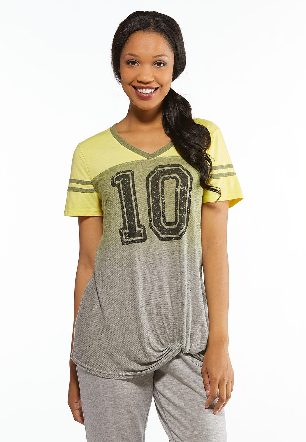 Knotted Sporty Tee