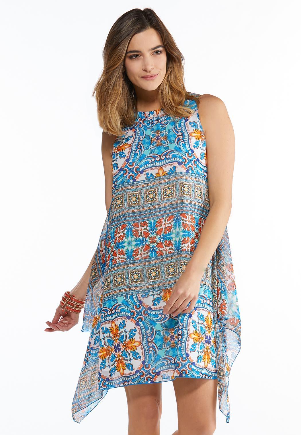 Breezy Convertible Dress