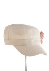 Flower Bloom Paperboy Hat