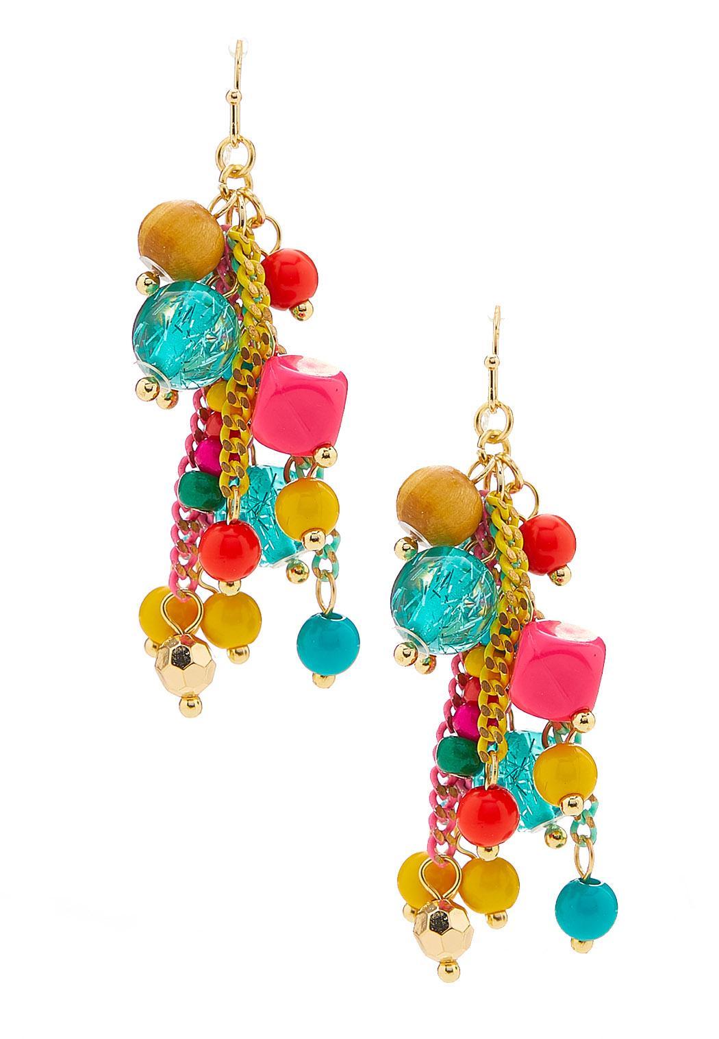 Color Pop Dangle Earrings