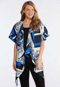 35a38063a9703 Women s Plus Size Cardigans   Kimonos