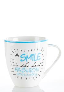 Smile Fashion Ceramic Mug