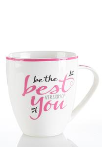 Be The Best Ceramic Mug