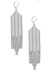 Flapper Chain Earrings