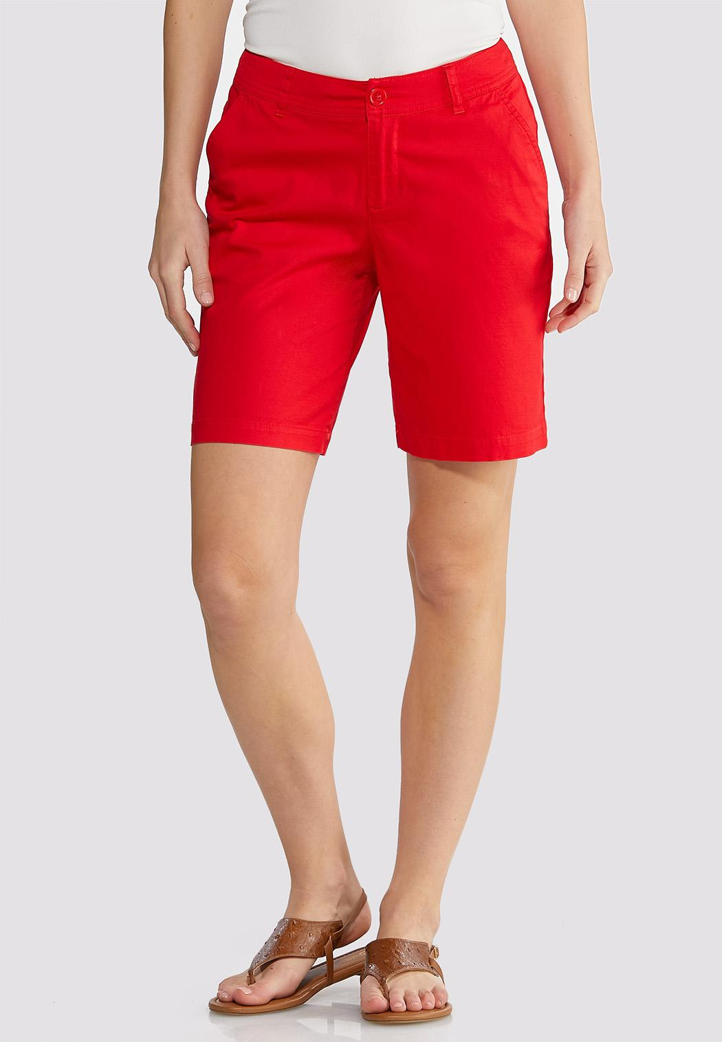 Bermuda Chino Shorts