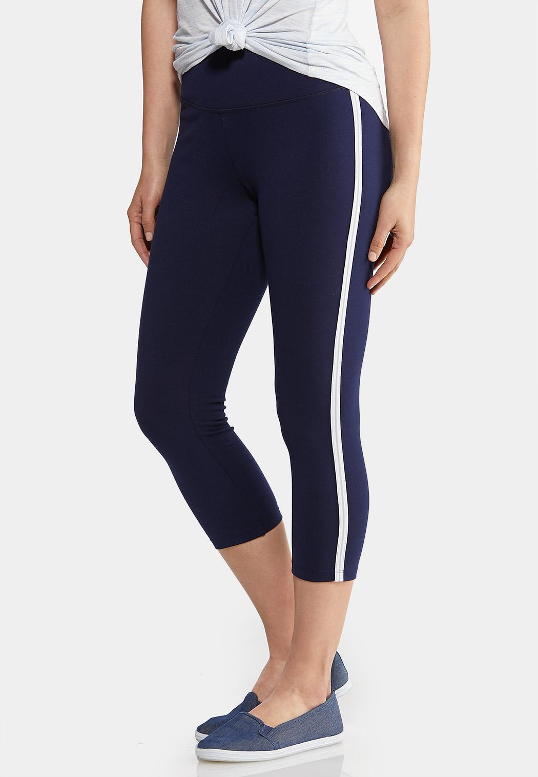 Cropped Sporty Leggings