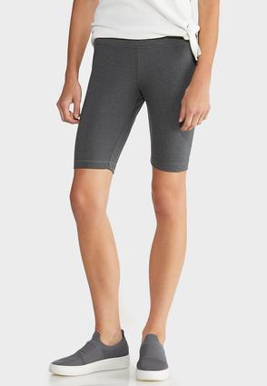 Pull- On Stretch Shorts