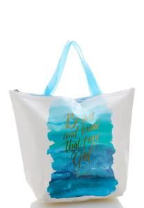 Be Still Insulated Tote