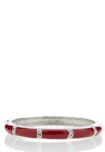 Color Cuff Bangle Bracelet