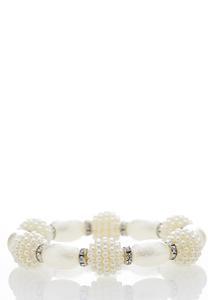 Pearly Stretch Bracelet