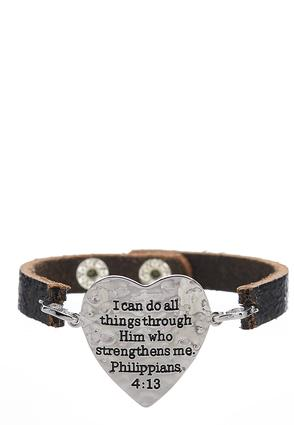 Can Do All Things Bracelet