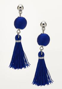 Fringe And Things Earrings