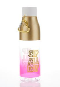 Sip All Day Water Bottle