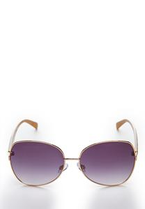 Leopard Statement Sunglasses