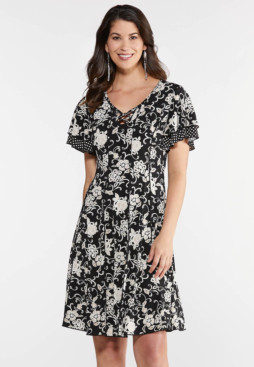 1603692228 Women's Dresses- Fit and Flare, Swing, Maxi, Midi & More Affordable Dresses