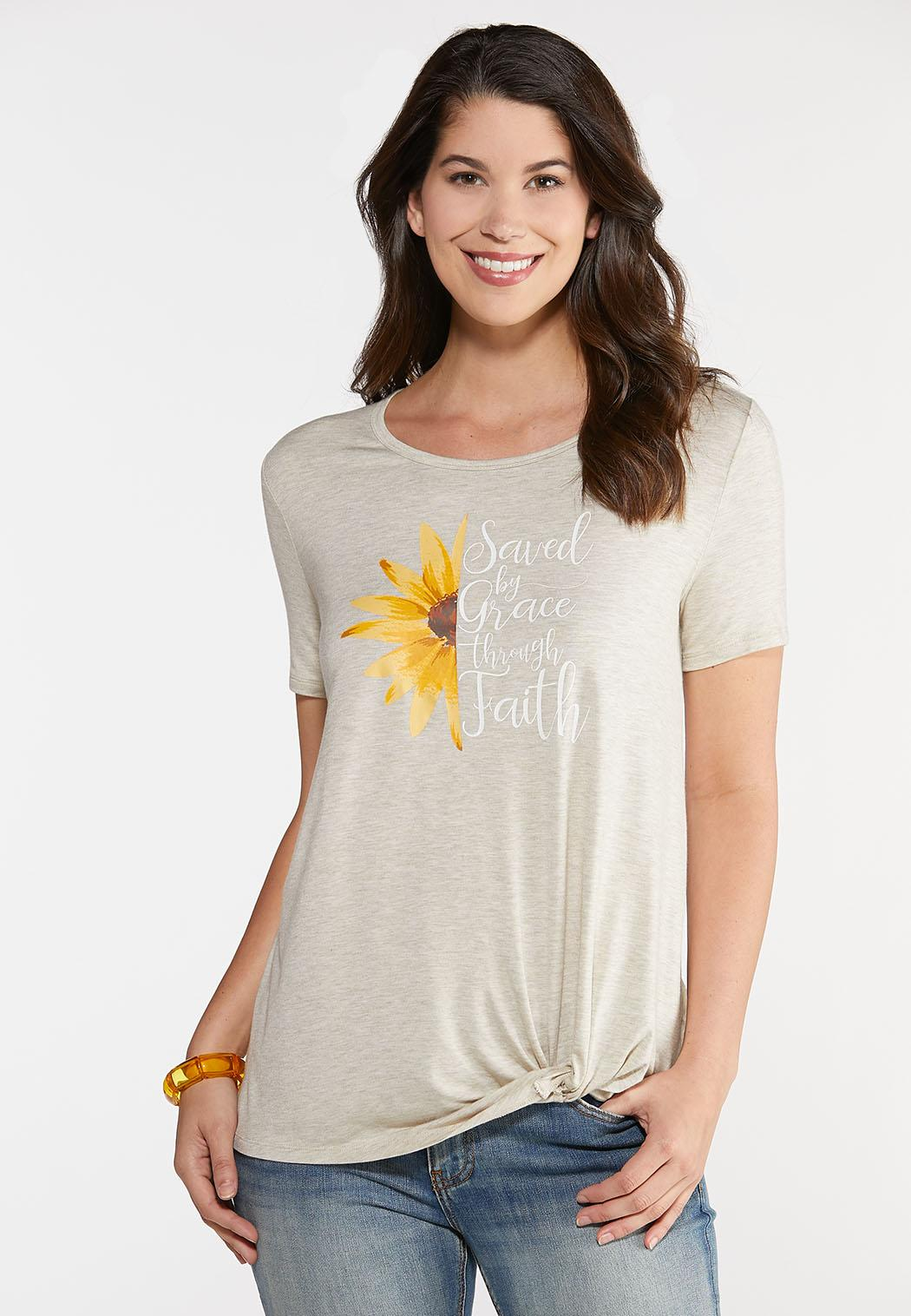 By Grace Graphic Tee