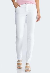 Petite Skinny Stretch Jeans