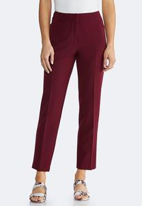 Slim Ankle Trouser Pants