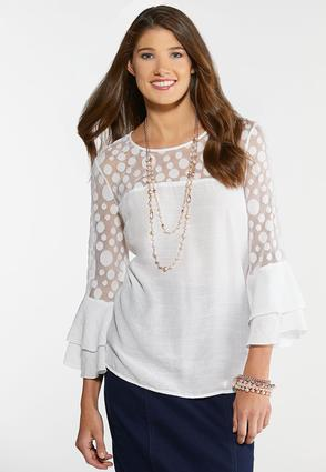 Illusion Dot Top