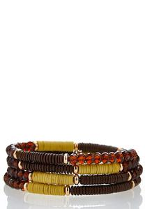 Safari Adventure Coil Bracelet