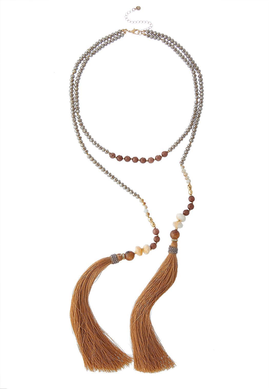 Layered Boho Necklace