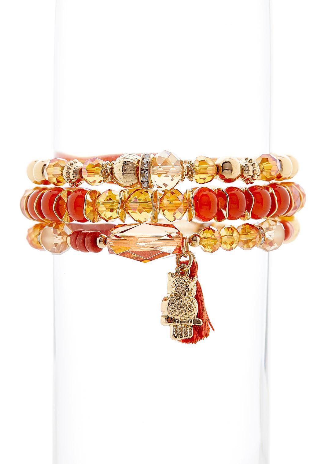 Charmed Beaded Bracelet Set