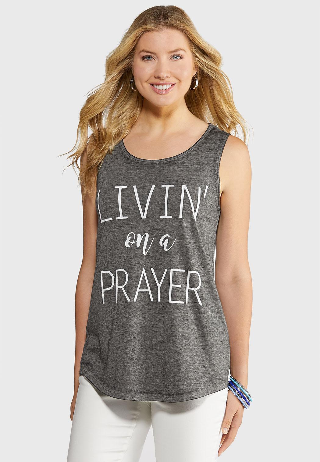 Livin` On A Prayer Tank