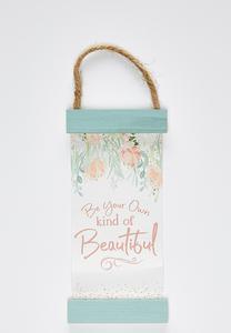 Mini Inspirational Banner