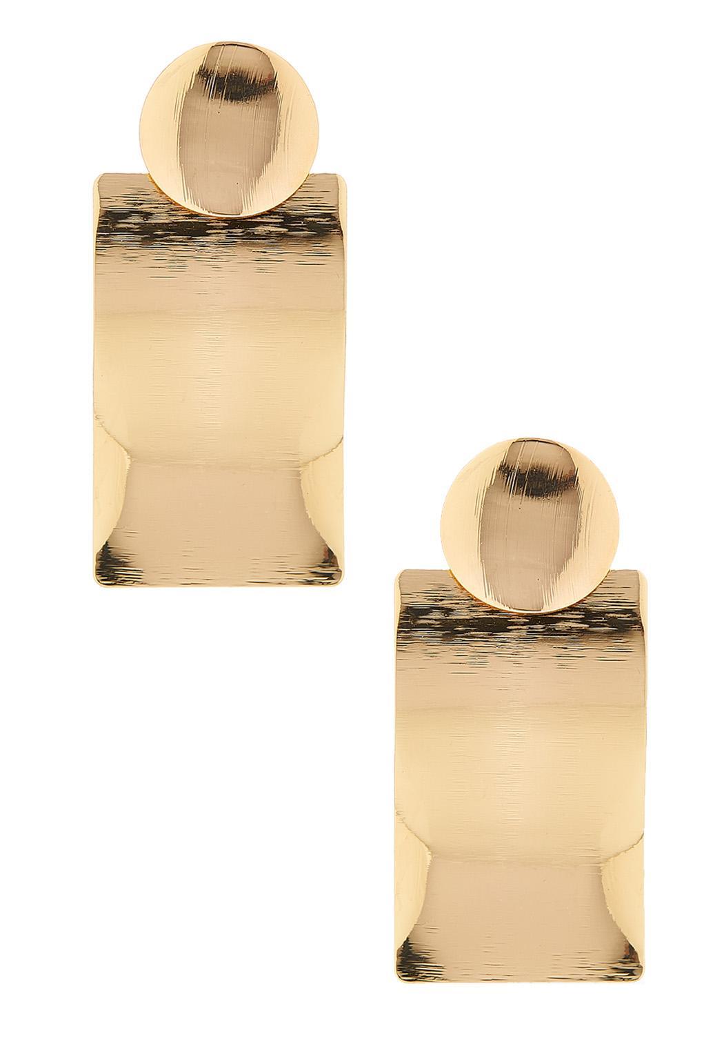 Chunky Geo Earrings