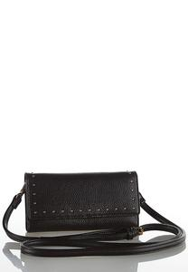 Stud Detail Convertible Crossbody