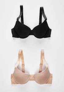 Front Close Smoothing Bra Set