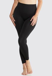 Plus Size The Perfect Black Leggings