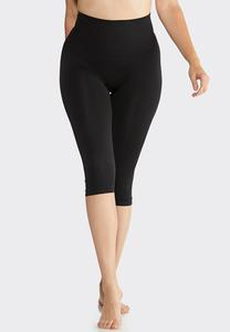 Plus Extended The Perfect Capri Leggings